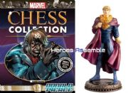 Marvel Chess Collection #60 Donald Pierce Eaglemoss Publications